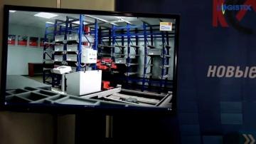 LogistiX: Управление складом. Обзор выставки СеМАТ 2014