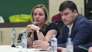 SkladcomTV: Итоги прошедшей с 28 по 30 апреля выставки-форума «СКЛАДЫ РОССИИ» - видео