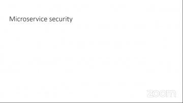 PHP: Безопасность микросервисной архитектуры и её типовые уязвимости. - видео