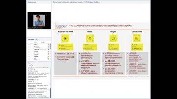 Вебинар: «Особенности маркировки в 1С:ERP по различным группам товаров» - видео
