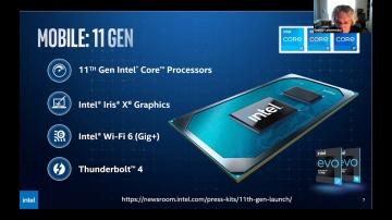 X-Com: Форум - день 4 / Продукты Intel для клиентских систем/Дмитрий Летичевский, Intel
