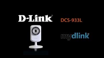 Layta: IP-камера видеонаблюдения миниатюрная беспроводная D-Link DCS-933L