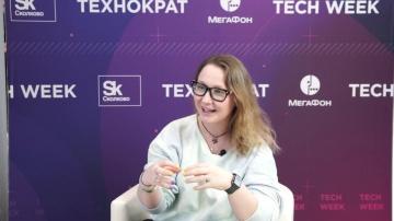 """Технократ: Флокси Наташа, участница""""Tech Week 19 Октябрь"""""""