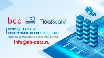 Tidalscale: Обратная виртуализация как ключевая технология построения больших in-memory систем - вид