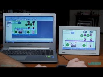 SCADA: А причем тут ОВЕН СП270? Отличия панелей и конвертация проектов - видео