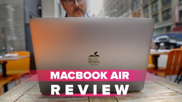 CNET: New MacBook Air 2018 review