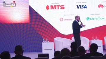 JsonTV: GSMA Mobile 360 – Евразия - Аркадий Сандлер, МТС