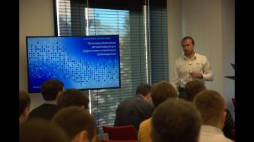 ИндаСофт: Итеграция PI System с ситемами бизнес-аналитики - видео