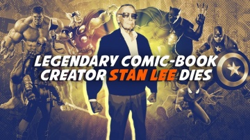 CNET: Comic-book legend Stan Lee dies at 95