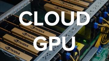 REG.RU: Услуга «Облачные вычисления на базе GPU» от REG.RU