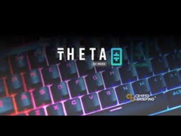 ЦОД: THE NEXT YOUTUBE......what is Theta and how are they changing the game - видео