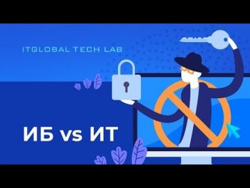 ITGLOBAL: Противостояние ИБ и ИТ: правда или вымысел? - видео