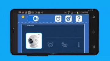 Layta: D-Link DCS-855L - IP-камера видеонаблюдения PTZ беспроводная