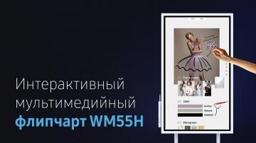 Интерактивный мультимедийный флипчарт