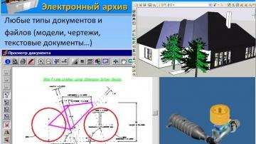 Основные возможности системы Lotsia PDM PLUS по управлению проектной деятельностью