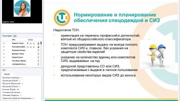 Цифровизация: 004 Цифровизация процессов обеспечения специальной одеждой и СИЗ - видео