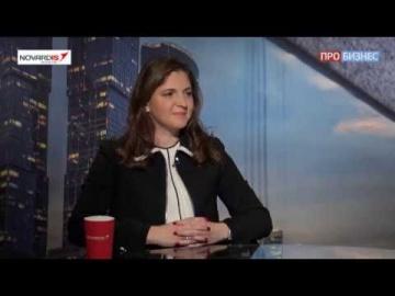 """Novardis: """"ТОП-Менеджер"""" с Екатериной Соколовой"""
