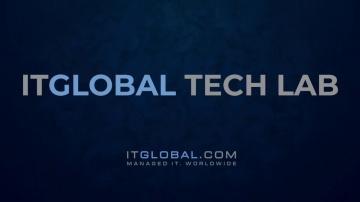 ITGLOBAL: TECH LAB: backstage unboxing NetApp HCI - видео