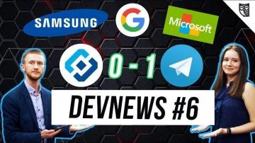 LoftBlog: Роскомнадзор vs Telegram, ИИ от Google, Новый Gmail - видео
