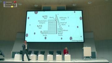 JsonTV: RBW-2018. Dinis Guarda, Ztudium: Блокчейн и искусственный интеллект для криптоэкономики