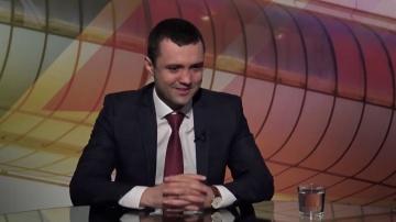 TerraLink: «Первая цифровая». Герой программы: Виталий Акуличев, «Россети Центр». - видео