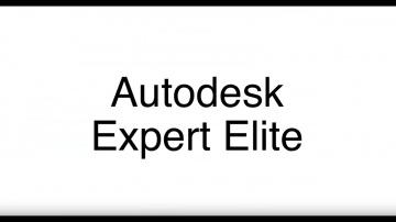 Autodesk CIS: Autodesk Expert Elite