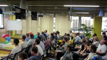 Softline: Google Cloud developers meetup #1