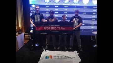 Информзащита: Команда «Информзащиты» True0xA3 победила на Hack in The Box Cyber Week в Абу-Даби