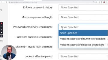 CRM: InvestGlass CRM Summer Tricks and Tips - 5 Ways to Strengthen your Password - видео