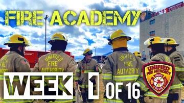 ЦОД: Fire Academy - Week 1 of 16 (1080p) - видео