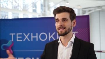 Технократ: Константин Негачев на Russian Tech Week