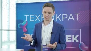 Технократ: Дмитрий Захаров на Russian Tech Week