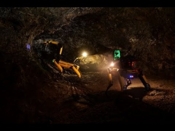 Search for Life: NASA JPL Explores Martian-Like Caves