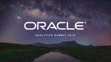 Oracle Analytics Summit 2019