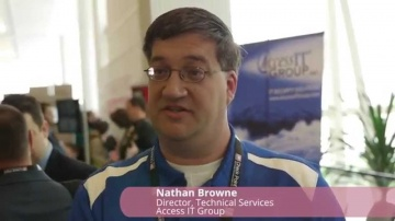 Check Point: Partner Insights: Nathan Browne, Director of Technical Services, Access IT Group