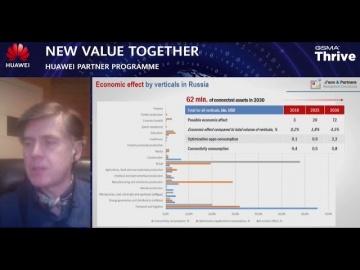 JsonTV: GSMA Thrive Eurasia. Александр Герасимов, J'son & Partners: Оценка потенциала 5G в реальном