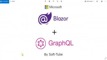 C#: Simple Application with Blazor Webassembly and GraphQL using HotChocolate, Graphql client: Begin