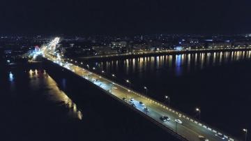 Цифровизация: «Умный свет» в Омске (цифровизация освещения) - видео