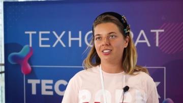 Технократ: Елена Левочкина на Russian Tech Week