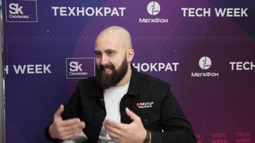 "АйТиБорода: Лёша IT борода, участник на ""Tech Week 19 Октябрь"" - видео"