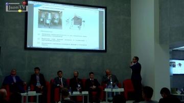 JsonTV: Павел Марусин, ПОЛЕМА: Производство сферических металлопорошков для АП и перспективные разра