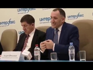 Ассоциация кластеров и технопарков: Пресс-конференция в ИА Интерфакс (cпикер - Андрей Шпиленко)