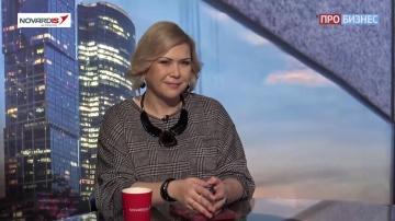 """NOVARDIS: """"ТОП-Менеджер"""" с Екатериной Бнатовой"""