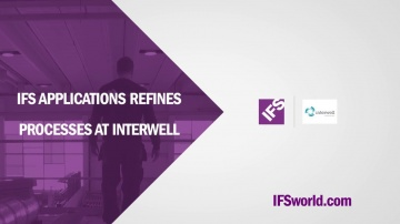 IFS Applications refines processes at Interwell