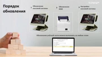 1С-Рарус: Подготовка и перевод касс в общепите на новые правила работы 2019 года-19.12.2018