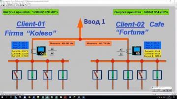 SCADA: PME PLC & 3 rd party devices_Part 003 Добавл. устройств в Management Console и вывод данных в