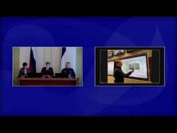ГИС: В рамках брифинга рассказали о возможностях геоинформационной системы - видео