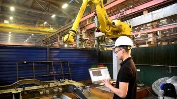 2050-Интегратор: Роботизированный комплекс для автоматизированного контроля