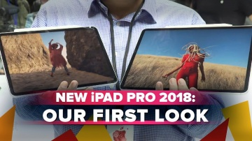 CNET: New iPad Pro 2018: Our first look