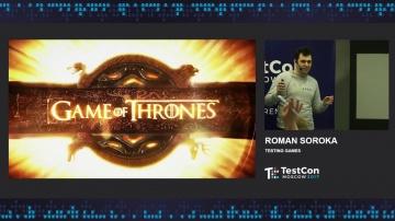 DATA MINER: Roman Soroka - Testing games